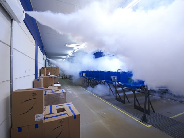 Smoke Cloak Systems Hull