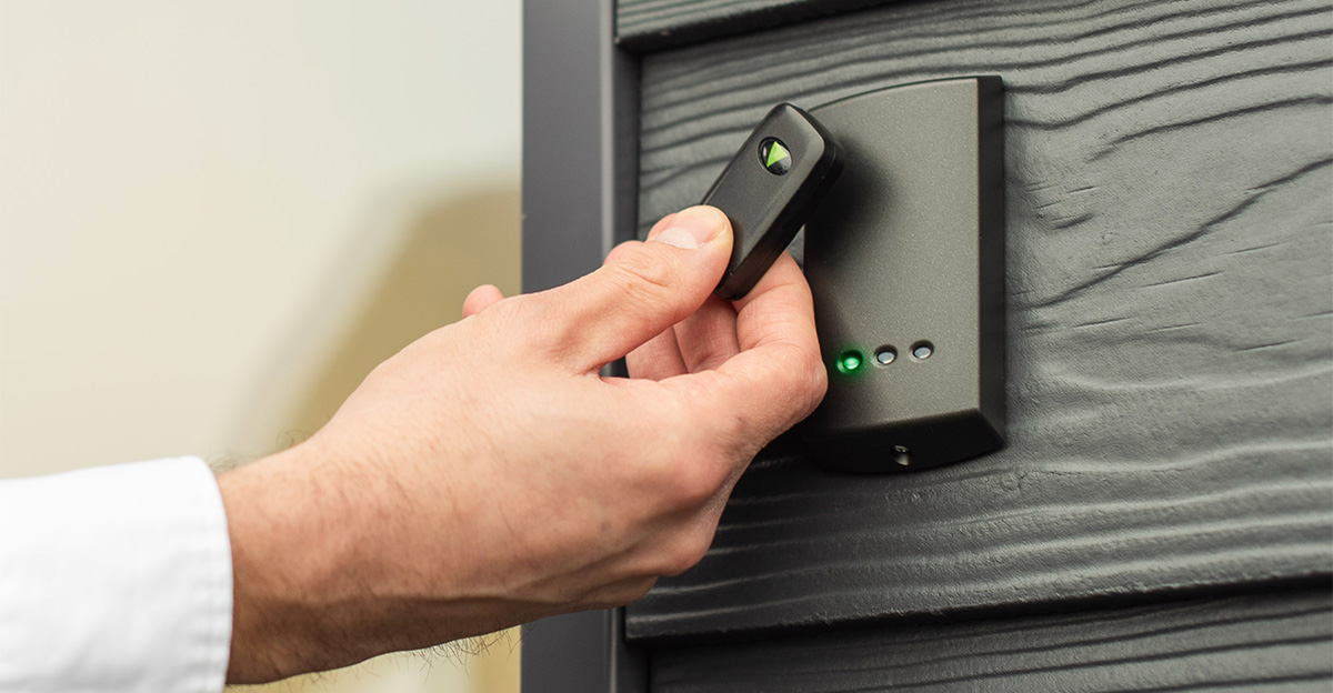 Access Control System - Hull