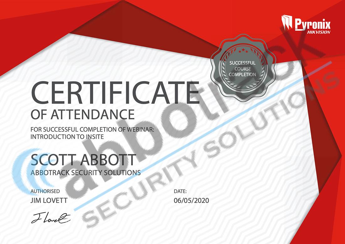 Certificate-for-completing-the-training-for-Introduction-to-InSite