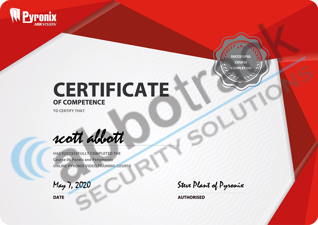 Certificate-for-completing-the-training-for-Panels-and-Peripherals