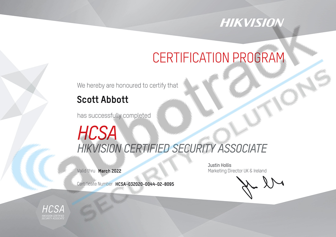 Certified-Security-Professional-for-Hikvision-HCSA-